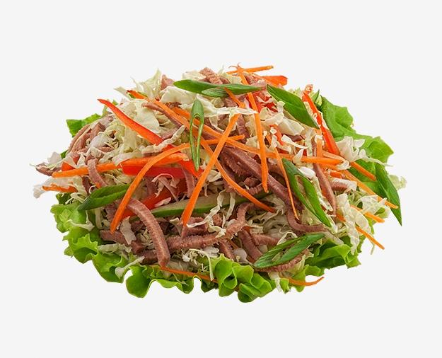 рецепт салата тори синсо сарада